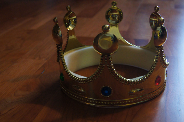 Idolatry Crown